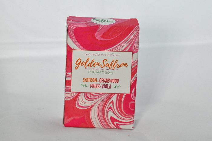 Grön Lycka - Tvål 110g - Golden Saffron