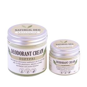 Naturlig Deo - Ekologisk deodorant cream Doftfri