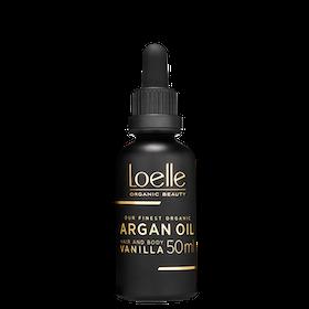 Loelle - Arganolja Vanilj EKO 50 ml