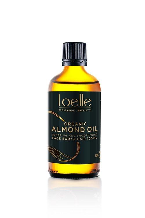 Loelle - Mandelolja EKO 100 ml