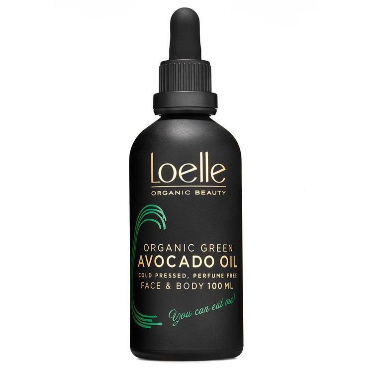 Loelle - Avokadoolja EKO 100 ml