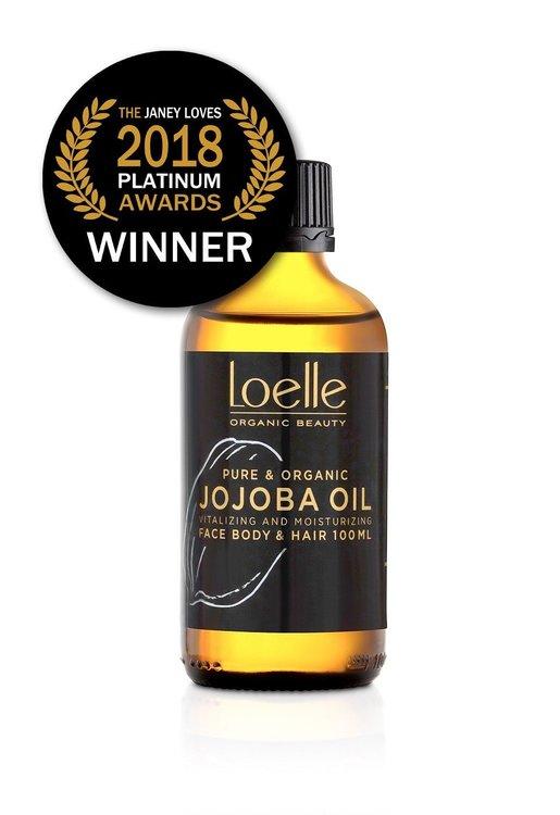 Loelle - Jojobaolja EKO 100 ml