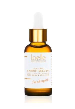 Loelle - Morotsfröolja EKO 30 ml