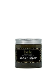 Loelle - Black Soap EKO 200 g