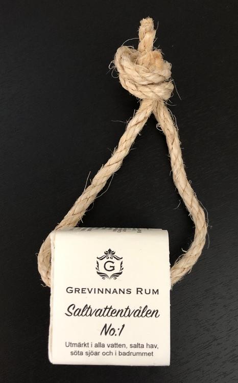 Grevinnans Rum Saltvattentvålen 280 g