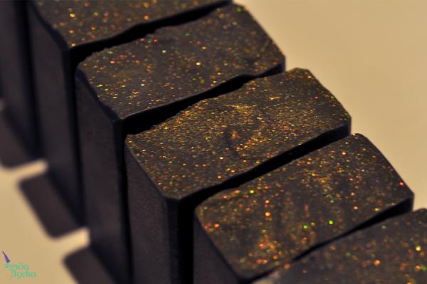 Grön Lycka - Tvål 95 g - Misty Woodland Ekotvål