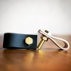 Leather Pull / Handle - Handtag i läder