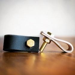 Leather Pull / Handle - Handtag i läder
