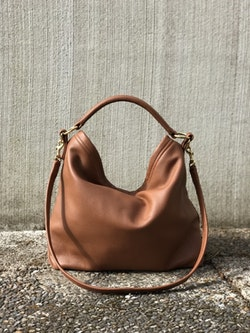 Original Leather Bag - Cognac