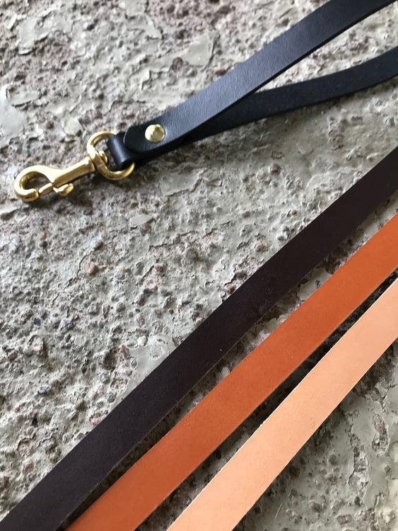 Wrist Strap - Handledsrem i läder