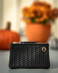 VIP Wallet - Herringbone Leather