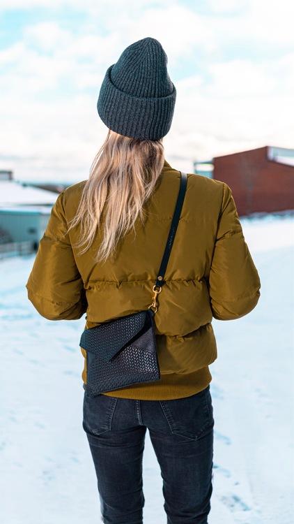 NEW Shoulder Bag - Axelväska i kuvertmodell