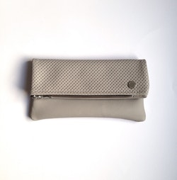 VIP Fold Over Bag - Grey
