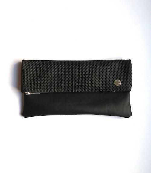VIP Fold Over Bag - Black