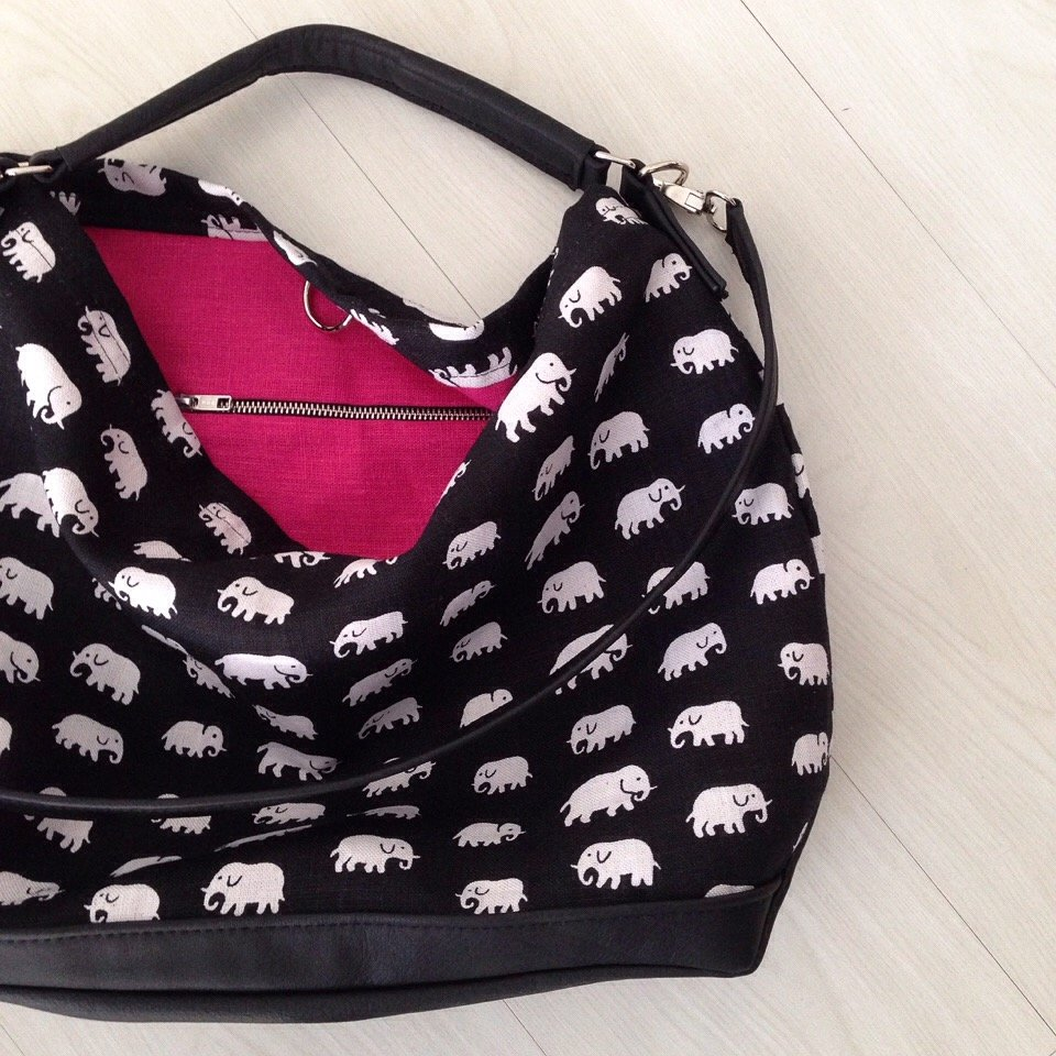 Original Bag - Svart Elefant