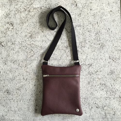 City Bag - Dark Plum