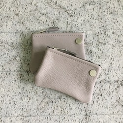 VIP Wallet - Grey Leather
