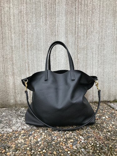 NEW Tote Bag - Black