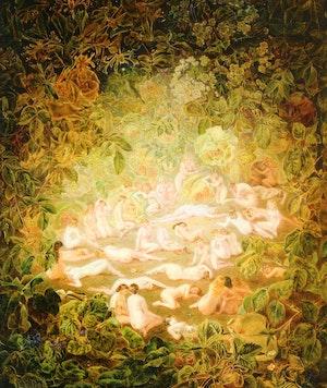 TITANIAS BUDOAR av ETHELINE E. DELL