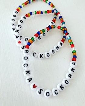 Armband ROCKA SOCKORNA
