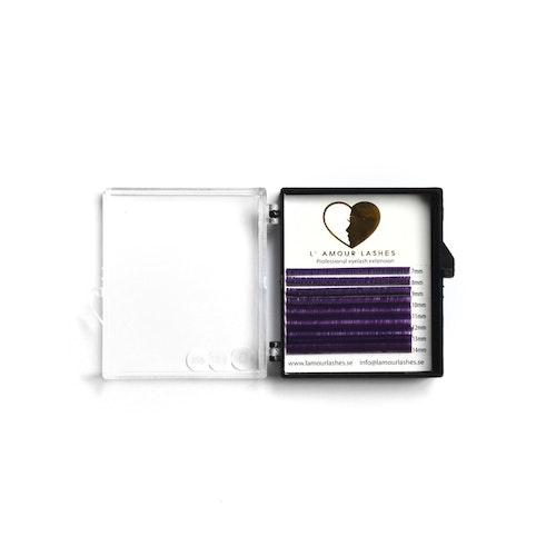 Lila volymfransar 0,07mm
