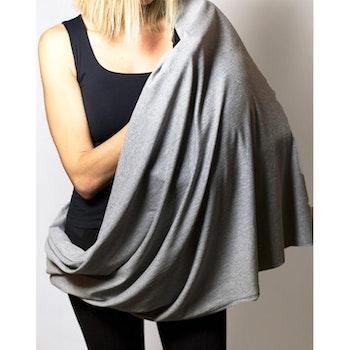 Pulp Amning sjal, grå
