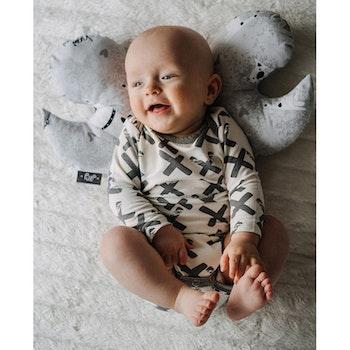 Pulp Baby Body, Crosses