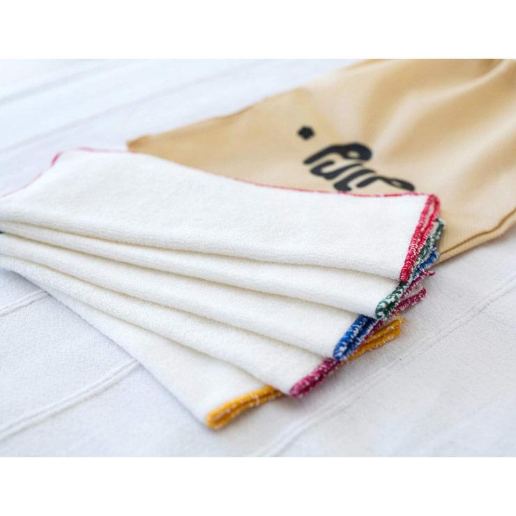 Pulp Bambu tvättlappar 5pack - Elliotti