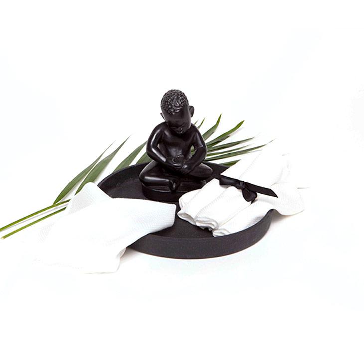 Bambu ansiktshanduk