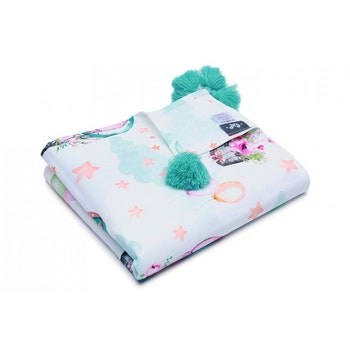 Pulp Bomull Swaddle filt, Balloons