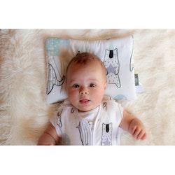 Bambu Muslin Baby Sovpåse giraffe