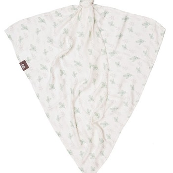 Pulp Bambu Muslin filt, Mint leaves