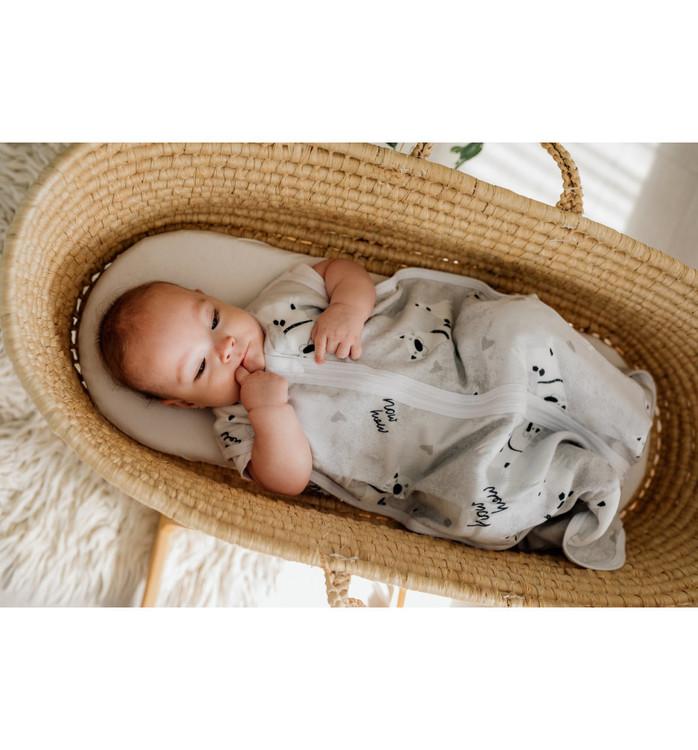 Bambu Muslin Baby Sovpåse, Dogs