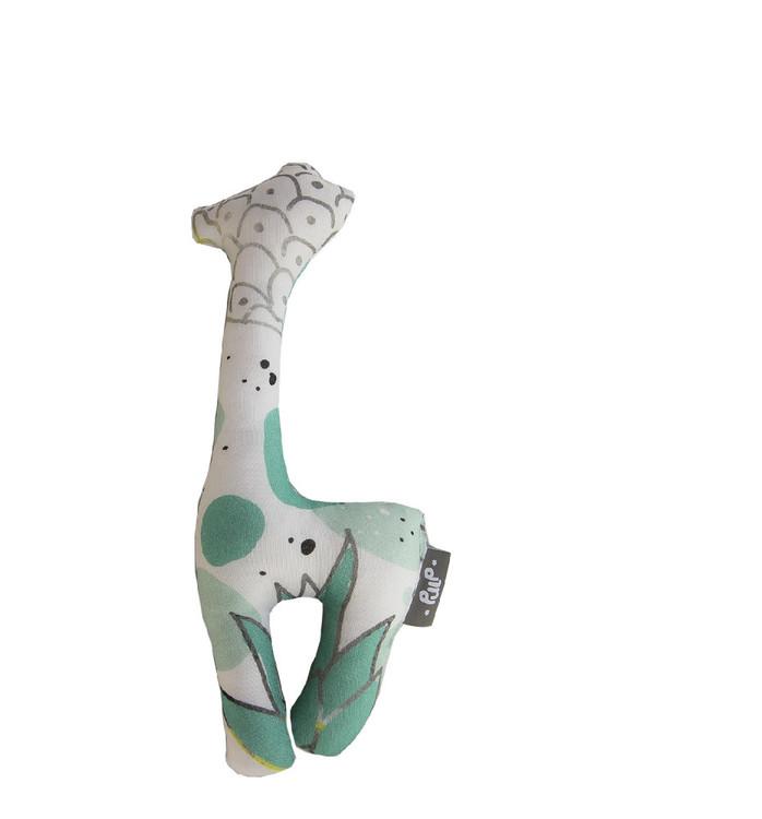 Bambu gosedjur Giraffe, Pineapple - Elliotti.se