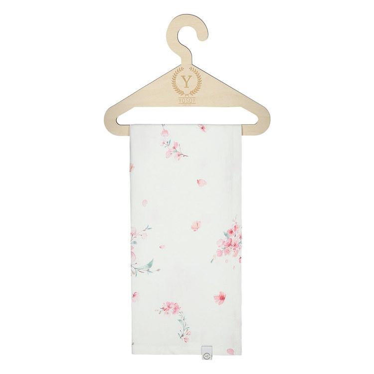 YOSOY Bambu Swaddle, Japanese Flowers - Elliotti.se