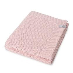 YOSOY Spring Rice stickat filt, Powder Pink