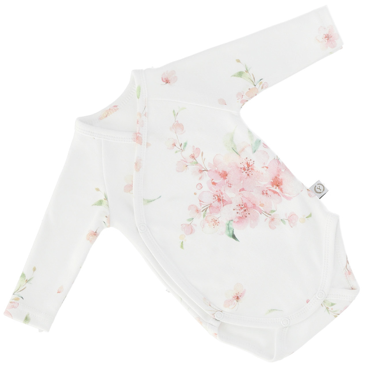 Nyfödd klädpaket, Japanese Flowers - Elliotti.se