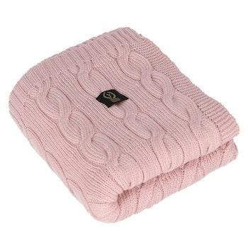 Yosoy 100%  Merinoull filt, Powder pink