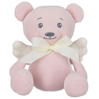 Angel Teddy Bear, Pink