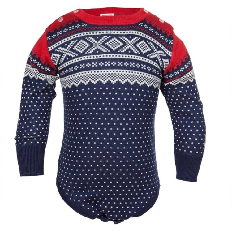Marius Kids Bambu Body Navy - Elliotti.se