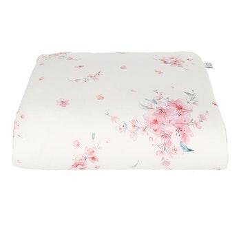 YOSOY Bambutäcke till nyfödd 65x75cm, Japanese Flowers