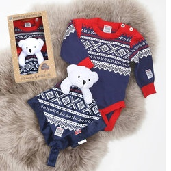 Marius Kids Newborn set, Navy