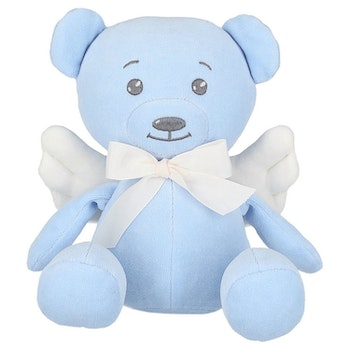 Angel Teddy Bear, Blue