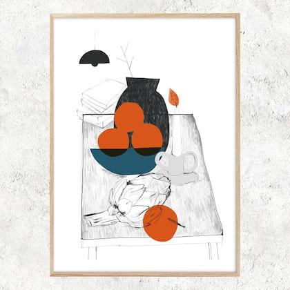 Poster Apelsin