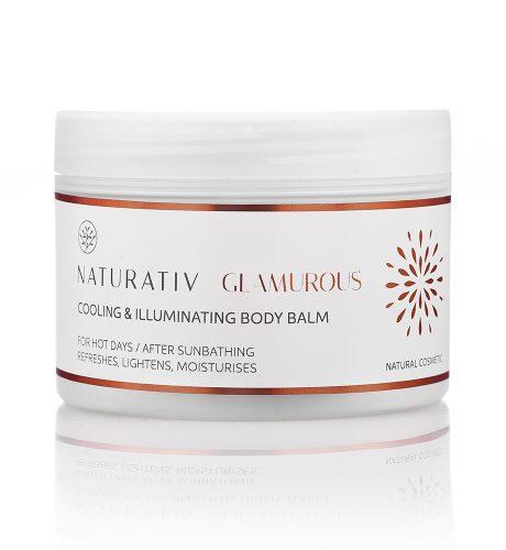 Naturativ Cooling & Illuminating Body Balm 250 ml