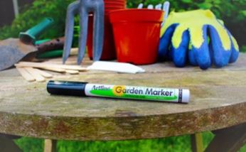 Märkpenna Artline EK- 780 Garden svart