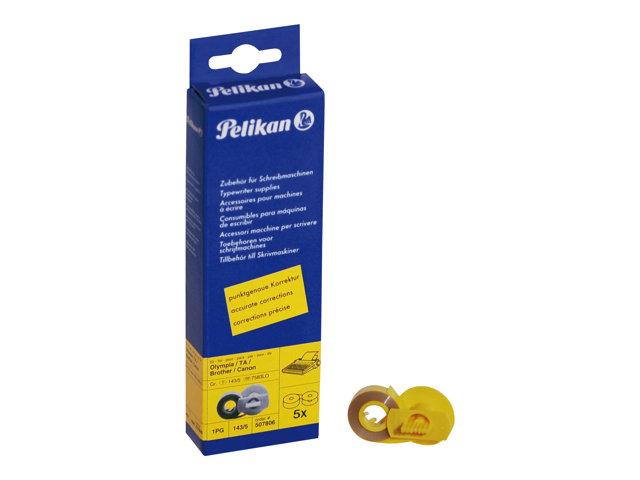 Liftoff-tape Facit 143 5st/fp  PEL507806