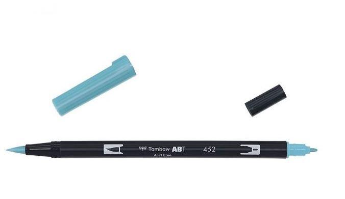 Tombow ABT Dual Brush Pen 18 set, Pastel Colors
