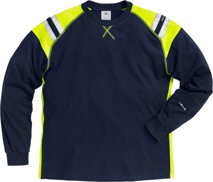 Flamestat Långärmad T-shirt