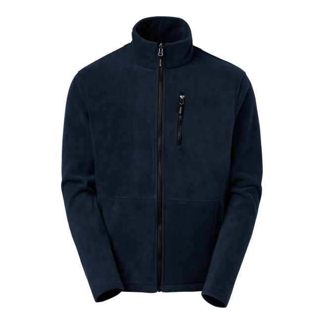 424 Fleece zip Ames